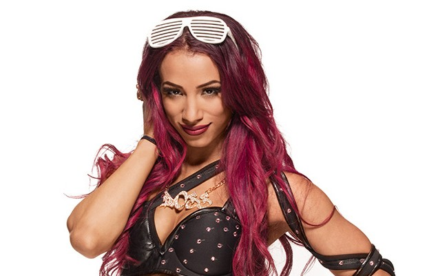 Sasha Banks - Wrestling Examiner