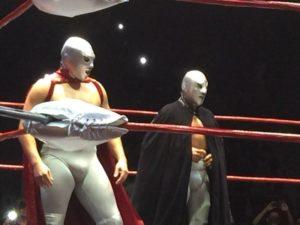 Santo Jr Debut With El Hijo Del Santo - Wrestling Examiner