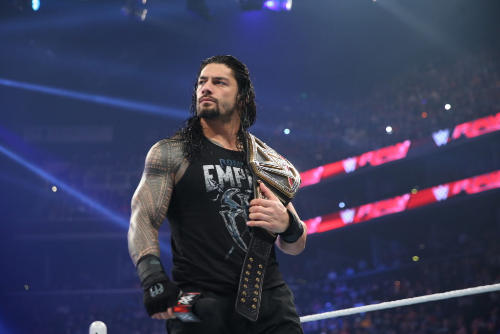 Roman Reigns - Wrestling Examiner