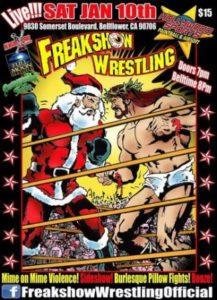 FreakShow Wrestling - WrestlingExaminer
