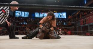 Johnny Mundo vs The Mack - Wrestling Examiner