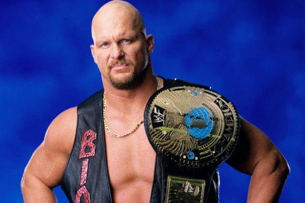 stone-cold-steve-austin-wwf-title - Wrestling Examiner