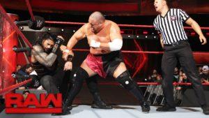 Samoa Joe vs Roman Reigns - Wrestling Examiner