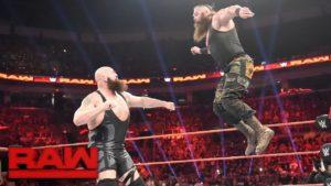 Big Show vs. Braun Strowman Raw - Wrestling Examiner