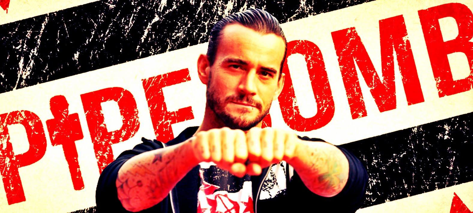 CM Punk PipeBomb - Wrestling Examiner