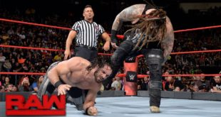 Bray Wyatt Beats Seth Rollins on Raw - Wrestling Examiner
