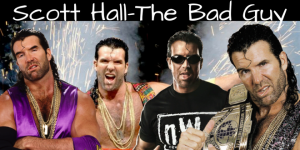 Scott Hall - The Bad Guy