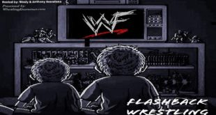 FlashBack Wrestling Podcast