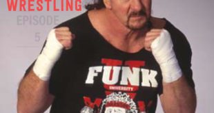 Terry Funk - FlashBack Wrestling