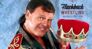 FlashBack Wrestling Podcast - Bonus Episode - Jerry The King Lawler