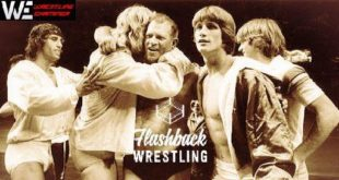 FlashBack Wrestling Podcast Episode 8 - The Von Erich Curse