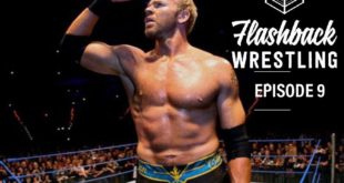 FlashBack Wrestling Podcast - Episode 9 - Christian - Captain Charisma