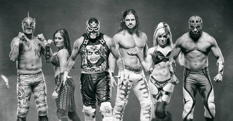 Lucha Underground Wrestlers