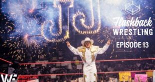 FlashBack Wrestling Podcast Episode 13 - Jeff Jarrett