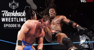 FlashBack Wrestling Podcast Episode 15 - Booker T - The Greatest Champion in WCW history