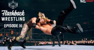 FlashBack Wrestling Podcast - Episode 16 - DDP - DIAMOND CUTTER AND A DREAM