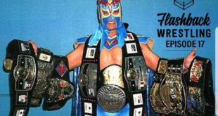FlashBack Wrestling Podcast - Episode 17 - Ultimo Dragon
