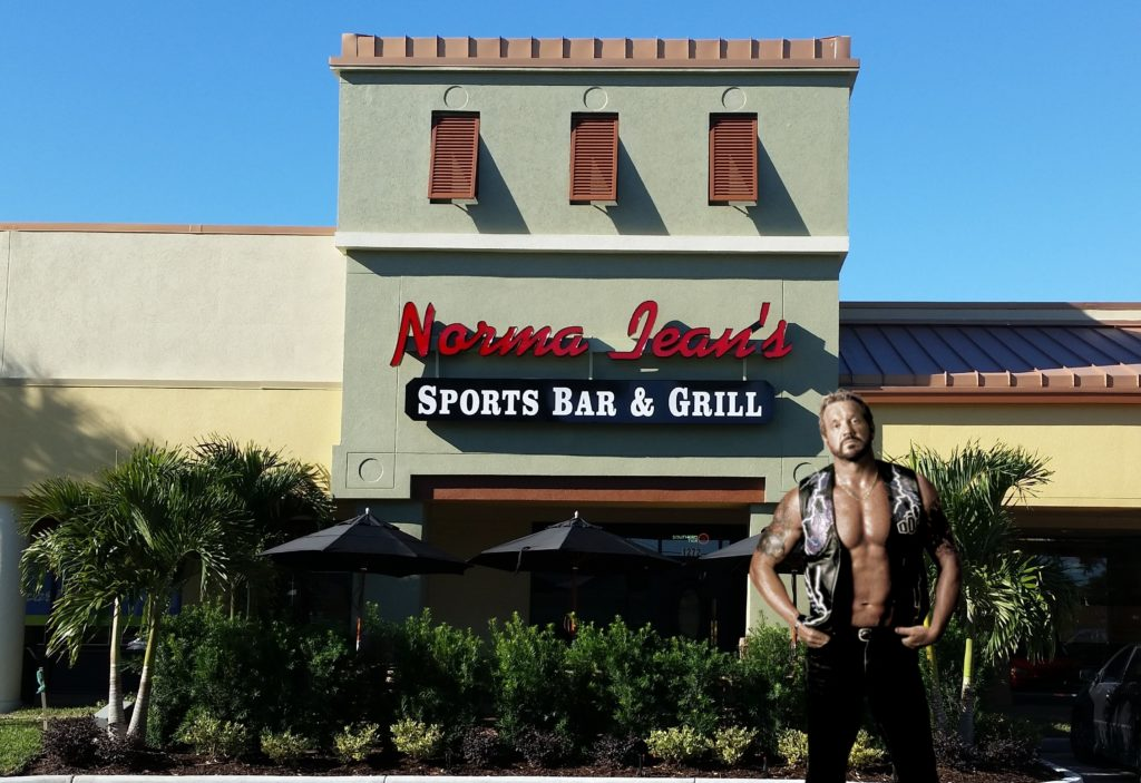 Norma Jeans Sports Bar and Grill with DDP - Wrestling Examiner