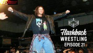 FlashBack Wrestling Podcast Episode 21 - Raven