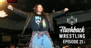 FlashBack Wrestling Podcast Episode 21 - Raven