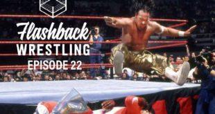 FlashBack Wrestling Podcast Episode 22 - Sabu- Suicidal, Homicidal, Genocidal