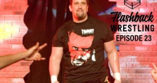 FlashBack Wrestling Podcast Episode 23 - Tommy Dreamer - Innovator of Violence