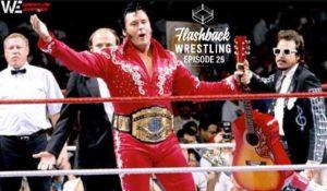 FlashBack Wrestling Podcast Episode 25 - The Honky Tonk Man