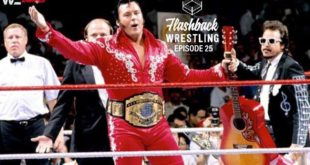 FlashBack Wrestling Podcast Episode 25 - The Honky Tonk Man