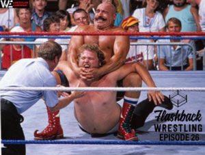 FlashBack Wrestling Podcast - Episode 26th - The Iron Sheik