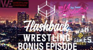 FlashBack Wrestling Podcast Bonus Episode