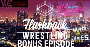 FlashBack Wrestling Podcast Bonus Episode