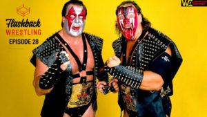 FlashBack Wrestling Podcast Episode 28 - Demolition - Ax and Smash