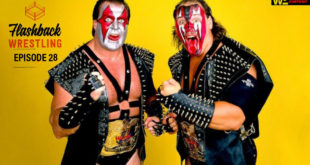 FlashBack Wrestling Podcast Episode 28 - Demolition - Ax and Smash