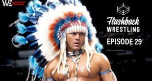 FlashBack Wrestling Podcast Episode 29 - Tatanka