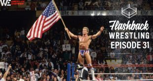 FlashBack Wrestling Podcast Episode 31 - Lex Luger - Made In The USA