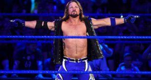 AJ Styles - Wrestling Examiner