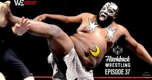 FlashBack Wrestling Podcast - Episode 37 - Kamala - The Ugandan Giant
