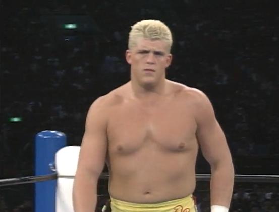 Dustin Rhodes - Wrestling Examiner