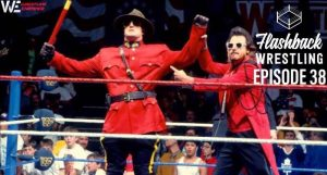 Flashback Wrestling Podcast - Episode 38 - The Mountie