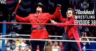 Flashback Wrestling Podcast - Episode 38 - The Mountie