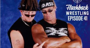 Flashback Wrestling Podcast - The New Age Outlaws
