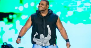 Keith Lee - Wrestling Examiner