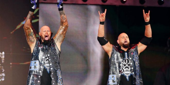 Luke Gallows & Karl Anderson - Wrestling Examiner