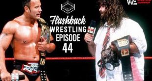 Flashback Wrestling Podcast Episode 44