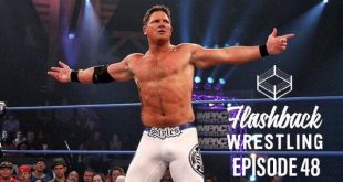 AJ Styles - Flashback Wrestling Podcast