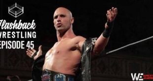 Christopher Daniels Flashback Wrestling Podcast