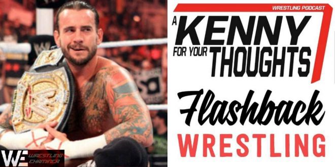 Flashback Wrestling Podcast - Summer of Punk