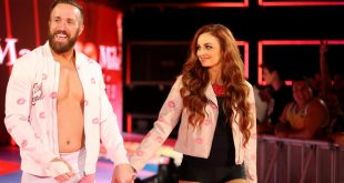 Mike & Maria Kanellis - Wrestling Examiner
