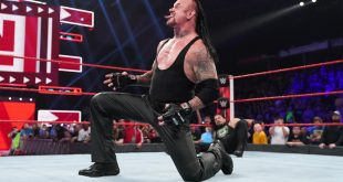 The Undertaker - Wrestling Examiner