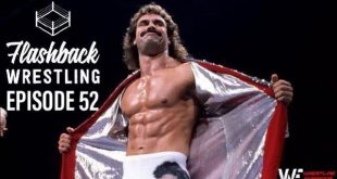 Rick Rude Flashback Wrestling Podcast